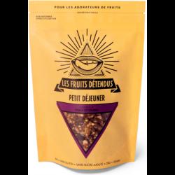 Granola figue et cajou 240g - Les fruits Détendus