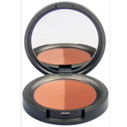 Blush compact Caramel Fudge