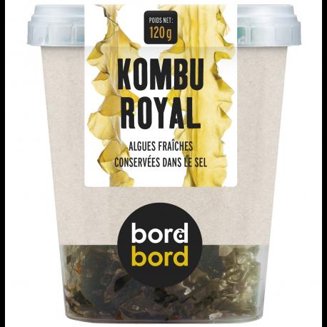 Kombu royal frais 120g - Bord à Bord
