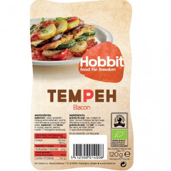 Tempeh bacon 120g