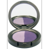 Fard à paupières : Duo Compact Purple Passion
