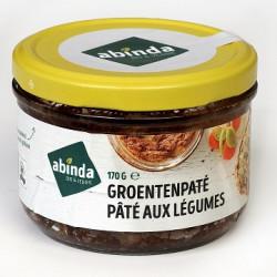 Pâté aux légumes 170g