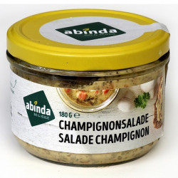 Salade champignon 180g