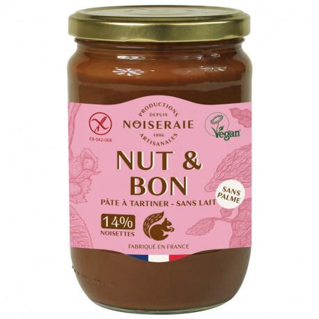 Nut&bon 700g - Noiseraie Productions