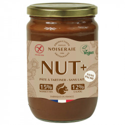 Nut+ 750g - Noiseraie Productions