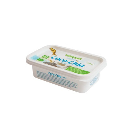 Margarine coco-chia 250g