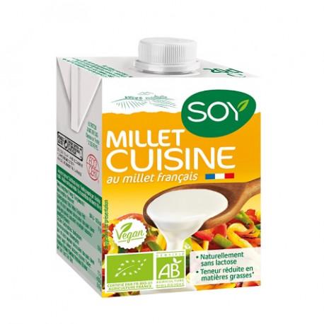 Millet cuisine 20cl
