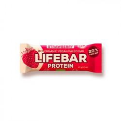 Lifebar fraise 47g