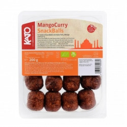 Snackballs mangue curry 200g