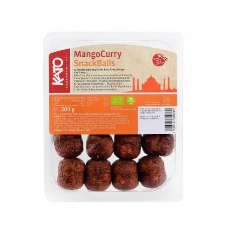 Snackballs mangue curry 200g