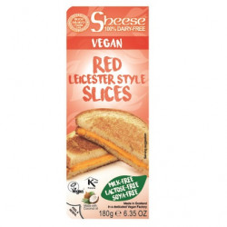 Tranches red leicester style 180g