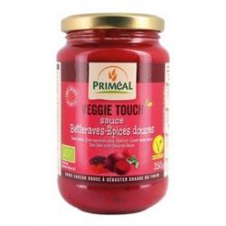 Sauce veggie touch betteraves épices douces 350g