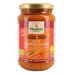 Sauce veggie touch carotte cumin 350g