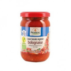 Sauce tomate végétale bolognaise 200g