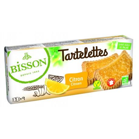 Tartelettes citron 145g