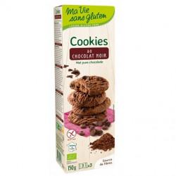 Cookies au chocolat noir 150g