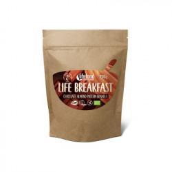 Granola protéiné life breakfast chocolat amande 23