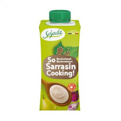 So sarrasin cooking! 20cl