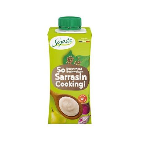 So sarrasin cooking! 20cl
