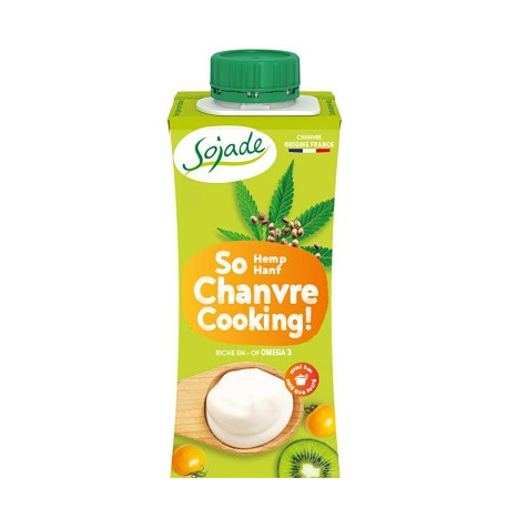 So chanvre cooking! 20cl