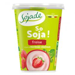 Sojade fraise 400g