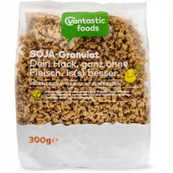 Protéines de soja granulat 300g - Vantastic Foods