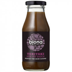 Sauce teriyaki 240ml - Biona