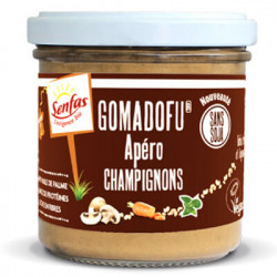 Gomadofu champignons 140g - Senfas