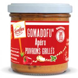 Gomadofu poivrons grillés 140g - Senfas