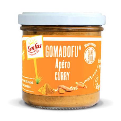 Gomadofu curry 140g - Senfas