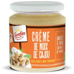 Crème de noix de cajou 300g - Senfas