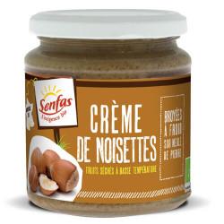 Crème de noisette 300g - Senfas