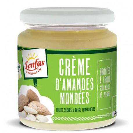 Crème d'amandes mondées 300g - Senfas
