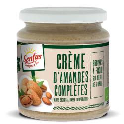 Crème d'amandes complètes 300g - Senfas