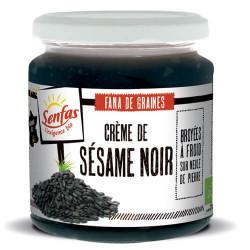 Crème de sésame noir 300g - Senfas