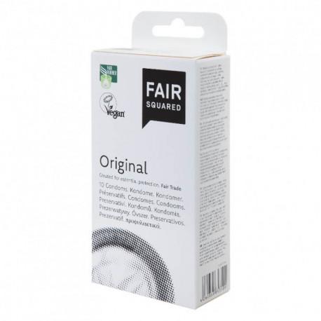 100 préservatifs originaux - Fair Squared