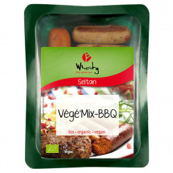 Végé'bbq-mix 200g - Wheaty