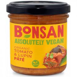 Pâté tomate & lupin 140g - BONSAN