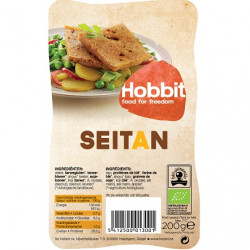 Seitan nature en tranches 200g