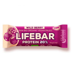 Lifebar baies sauvages 47g