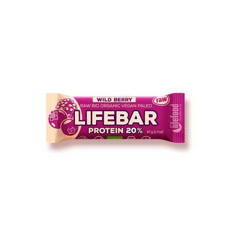 Lifebar baies sauvages 47g
