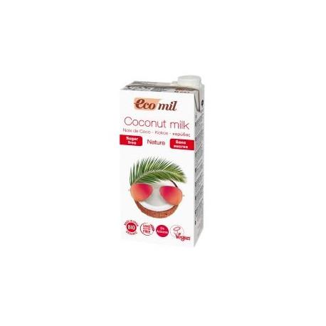 Lait de coco sans sucre 1l