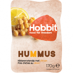 Tartinables hummus nature 170g
