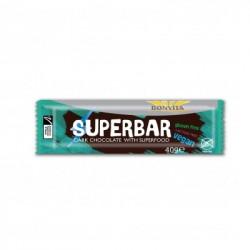 Superbar chocolat noir 40g