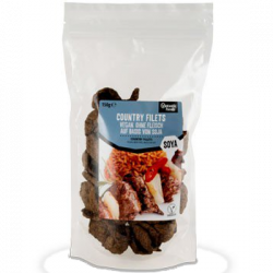 Protéines de soja - filets bruns 150g