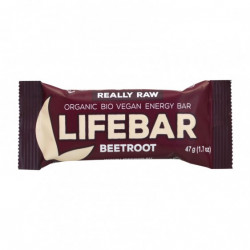 Lifebar betterave 47g