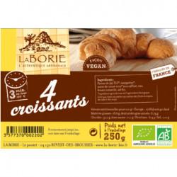 4 croissants 250g