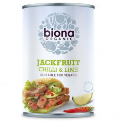 Fruit du jacquier chilli and lime 400g