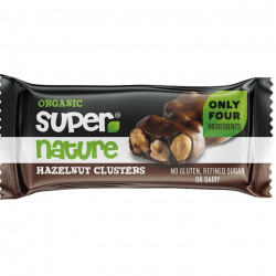 Cluster chocolat noisette 34g