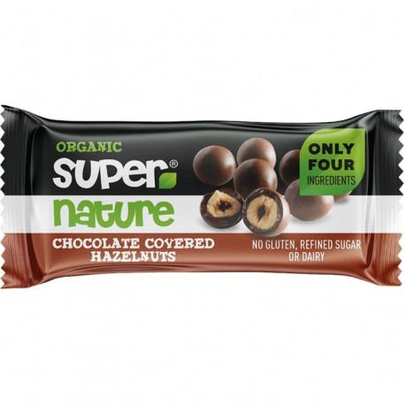 Noisette enrobées de chocolat 40g